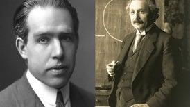 Einstein–Bohr Friendship Recounted by Bohr's Grandson
