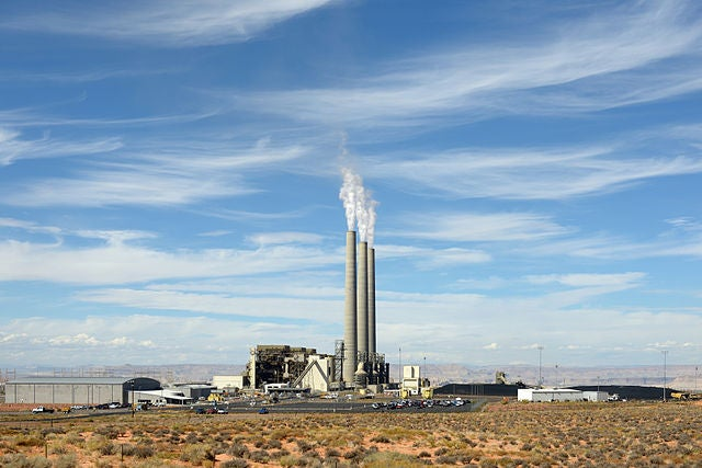 Navajo Generating Station Powers and Paralyzes the Western U.S.