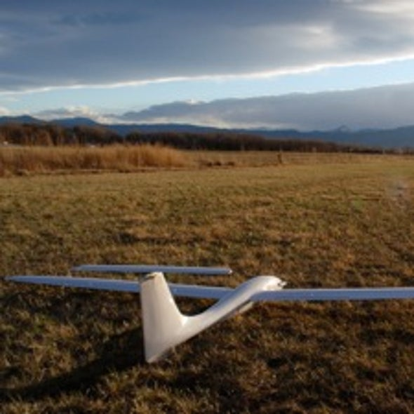Droning It In: Storm-Chasing Unmanned Aerial Vehicle Makes First Foray into Nascent Twister