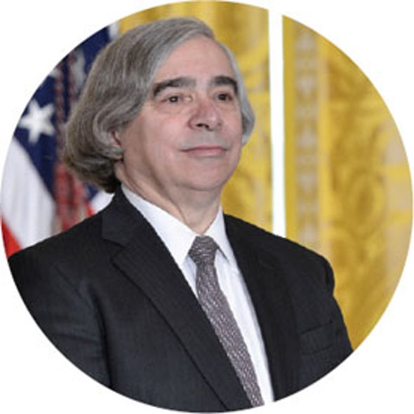 A Conversation with U.S. Energy Secretary Ernest J. Moniz