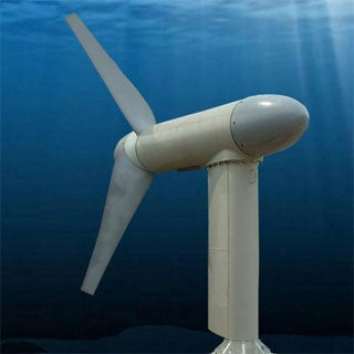It Came From the Sea--Renewable Energy, That Is