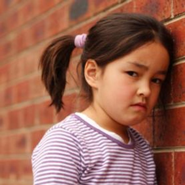 Bullies Hurt Themselves