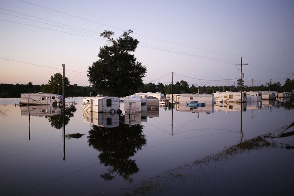 Flood Insurance Program Increasingly Underwater as Payouts Shatter Records