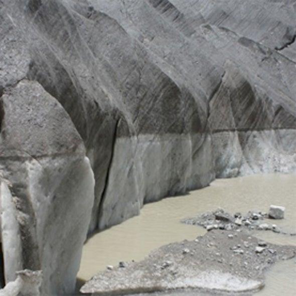 Caught on Video: A Himalayan Glacier Deflates