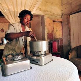 Ethanol Scheme Bids to Clean Up Cooking