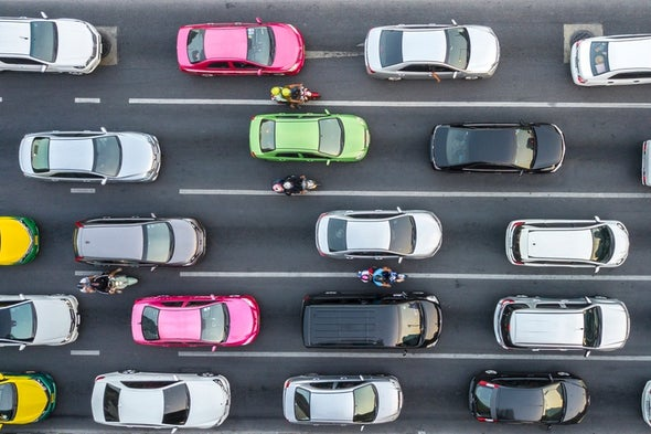 Ninety Percent of U.S. Cars Must Be Electric by 2050 to Meet Climate Goals