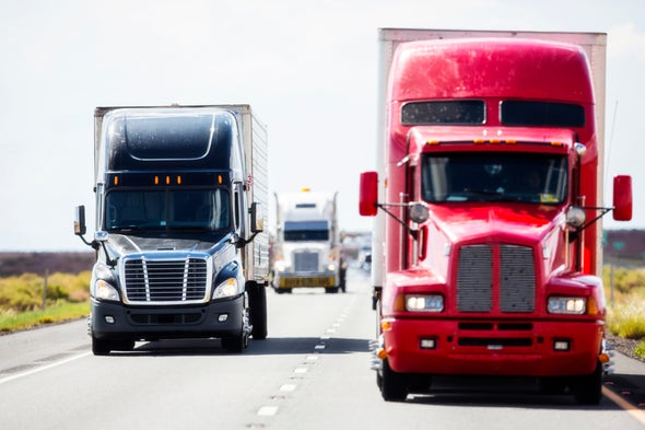 California Truck Rules Set Up Potential Conflict with Trump Administration