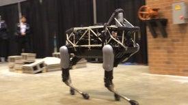 DARPA's Dancing Robot