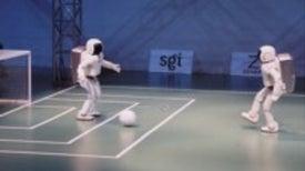 Human-Free Kick