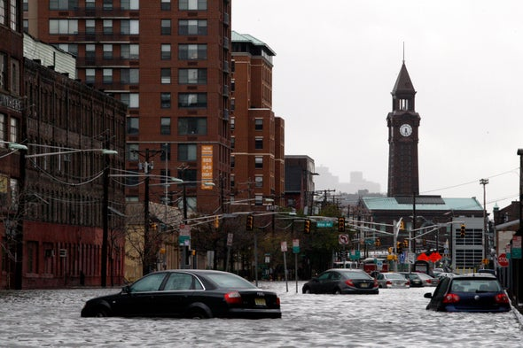 U.S. Government Report Says Climate Change Is Real, and Humans Are to Blame