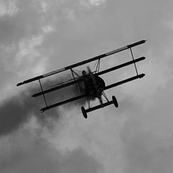 News Bytes of the Week--Was the Red Baron Just Lucky?