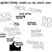 When (if ever) did the Sun finally set on the British Empire?