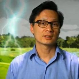 Do Cosmic Rays Spark Lightning? [Video]