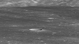 From the Lunar Far Side, China's Rover Reveals Moon's Hidden Depths