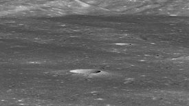 From the Lunar Far Side, China's Rover Reveals the Moon's Hidden Depths