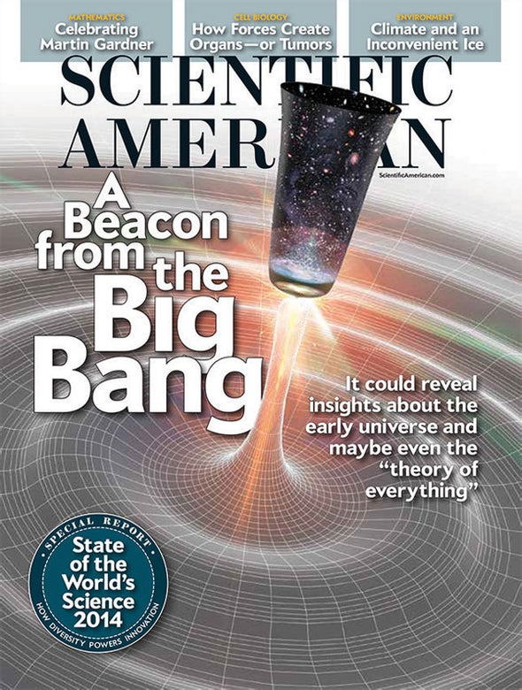 """Readers Respond to """"A Beacon from the Big Bang"""""""