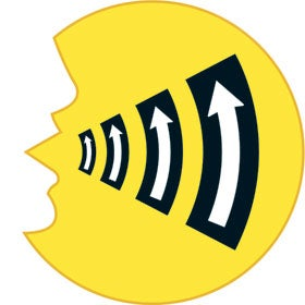 A One-Way Street for Sound