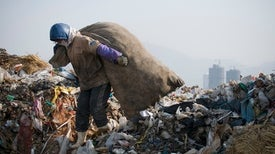 China Bans Foreign Waste--but What Will Happen to the World's Recycling?