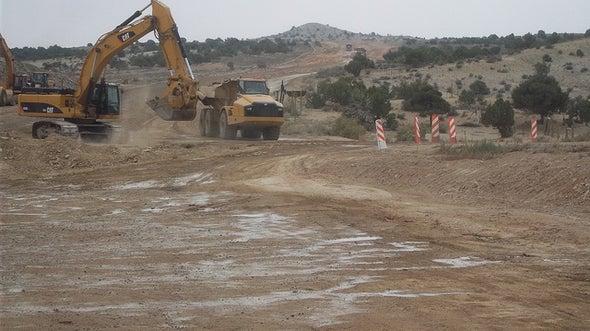 Tar Sands Mining Moves to Utah