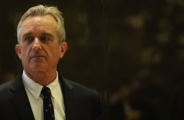 How Robert F Kennedy Jr Distorted >> How Robert F Kennedy Jr Distorted Vaccine Science Scientific