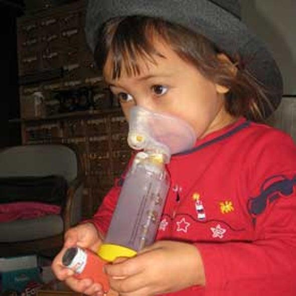 New Study Links BPA and Childhood Asthma