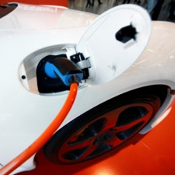 Plugging Highway Vehicles into the Electric Grid