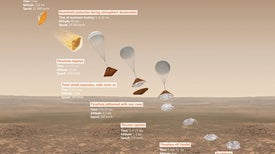 Schiaparelli Lander Prepares for Touchdown on Mars
