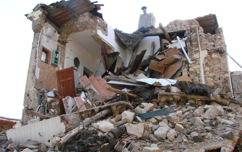Why the Earthquake in Italy Was So Destructive
