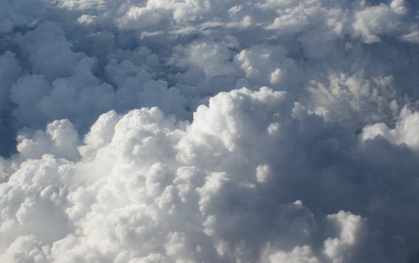 Could a Rogue Nation Alter Clouds to Combat Warming?