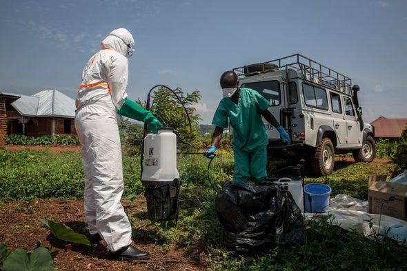 Ebola Outbreak Declared an International Public-Health Emergency