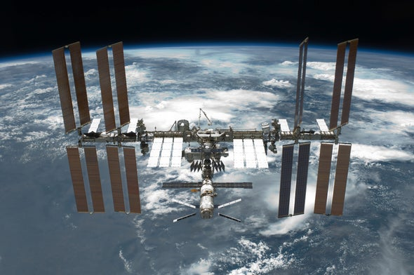 Russia to Close Space Station in 2020 Due to U.S. Sanctions
