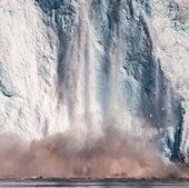 Eqi Glacier, De Quervain Havn, Greenland