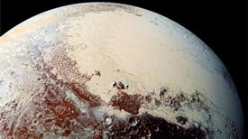 Pluto's Geology Is Unlike Any Other