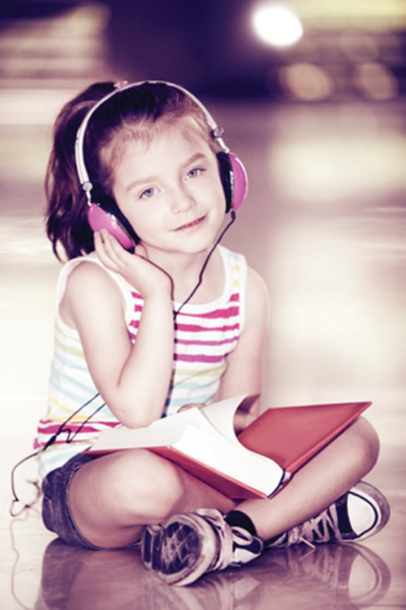 Music Helps Kids Read