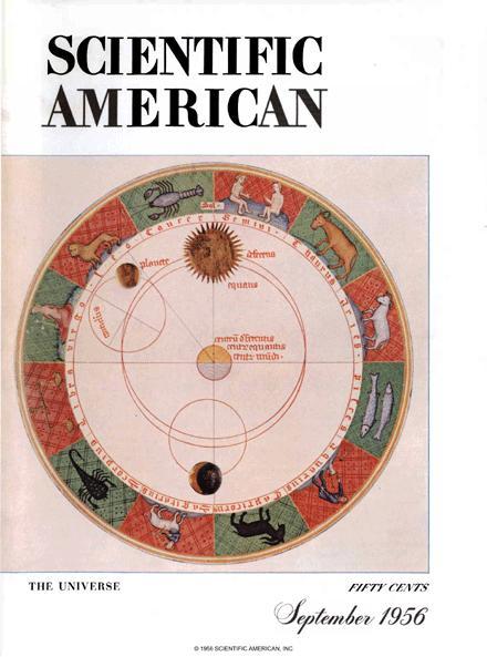 Scientific American Volume 195, Issue 3