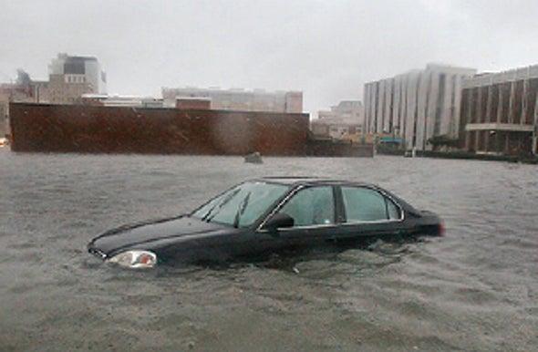 Sea-Level Rise Poses a Rising Risk to U.S. Shores