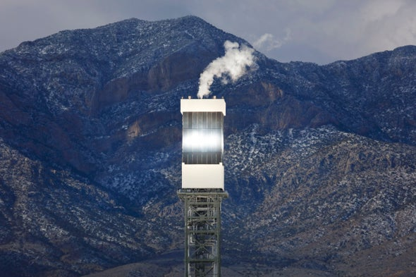 Hybrid Energy Production Gets a Serious Look