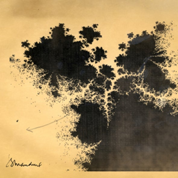 Fractals, Chaos and Other Mathematical Visions Reside on <i>The Islands of Benoit Mandelbrot </i> [Video]