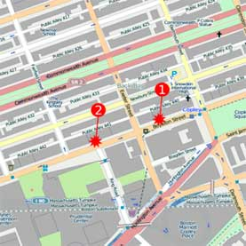 Aftermath of Boston Marathon Bombing: How Do Terrorists Use Improvised Explosive Devices?