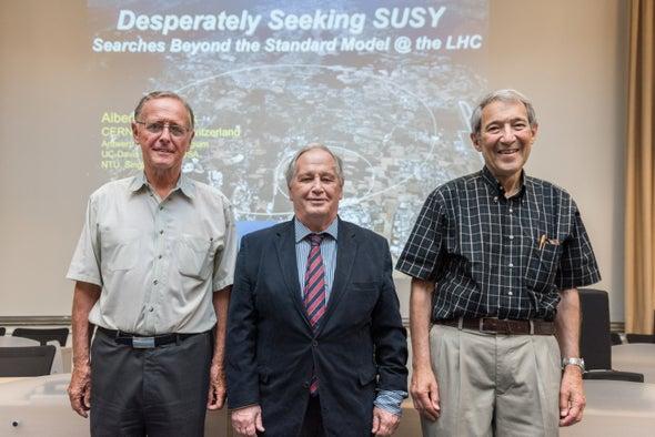 Supergravity Snags Super Award: $3-Million Special Breakthrough Prize