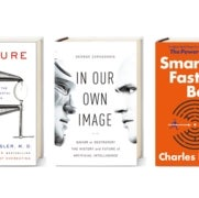 New Books Explore Breaking Habits, AI, Productivity and Enlightenment