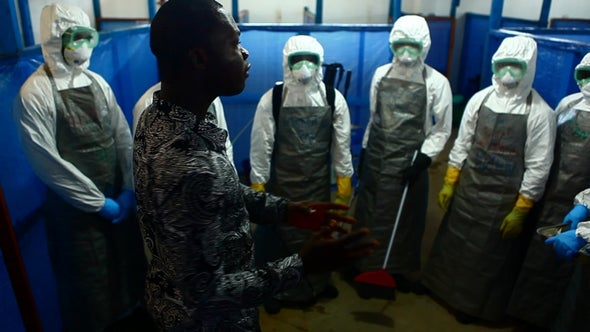 Is Ebola Here to Stay?