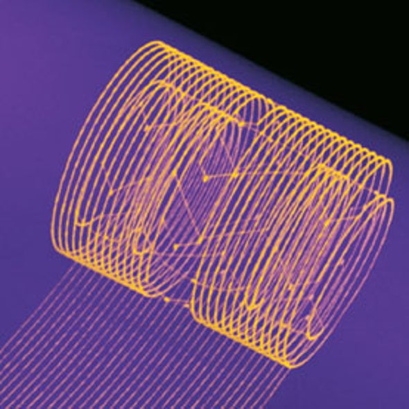 Soft Circuits May Lead To 'Cyborg Tissues'