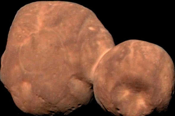 New Horizons May Have Solved Planet-Formation Cold Case