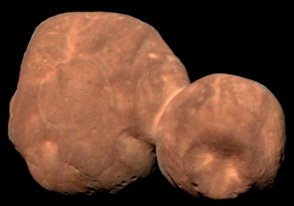 New Horizons May Have Solved Planet Formation Cold Case