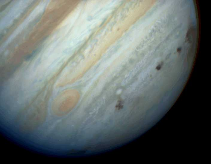 The Comet That Battered Jupiter, and Shook Congress
