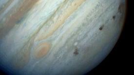 The Comet That Battered Jupiter, and Shook Congress