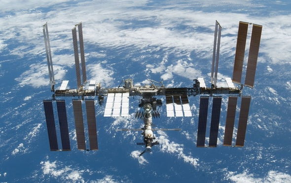 Space Station Leak May Have Been Caused by Human Error, Russian Reports Say