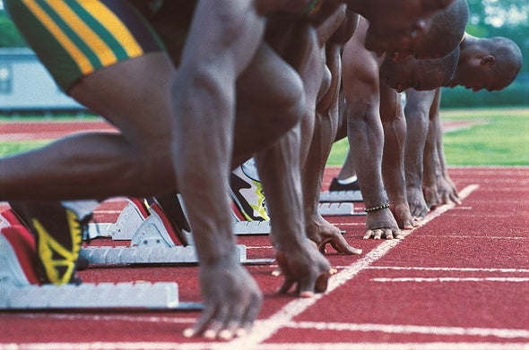 Big Bang of Body Types: Sports Science at the Olympics and beyond