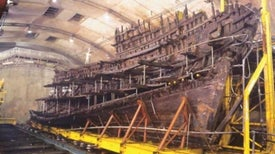 New Preservative Could Save Ancient Ships for Archaeologists